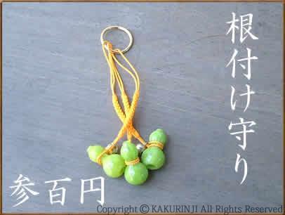 聖徳太子学業成就 ストラップ 『根付け守り』