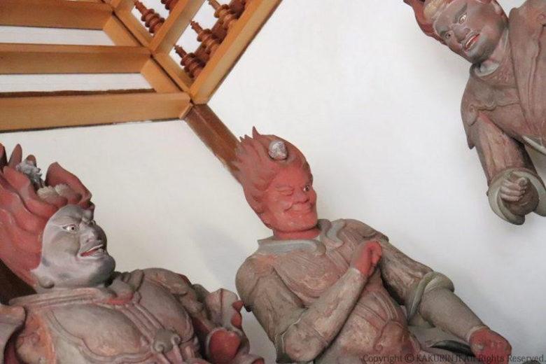 11月10日は、鶴林寺の入山料・宝物館拝観料とも無料で開放