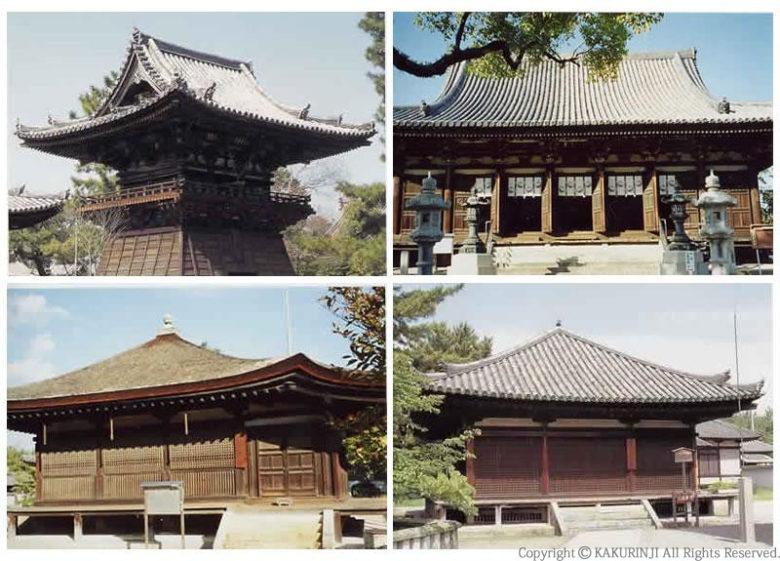 鶴林寺指定文化財